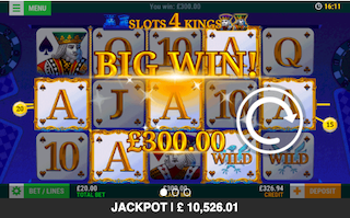 instant win slots pay by mobile